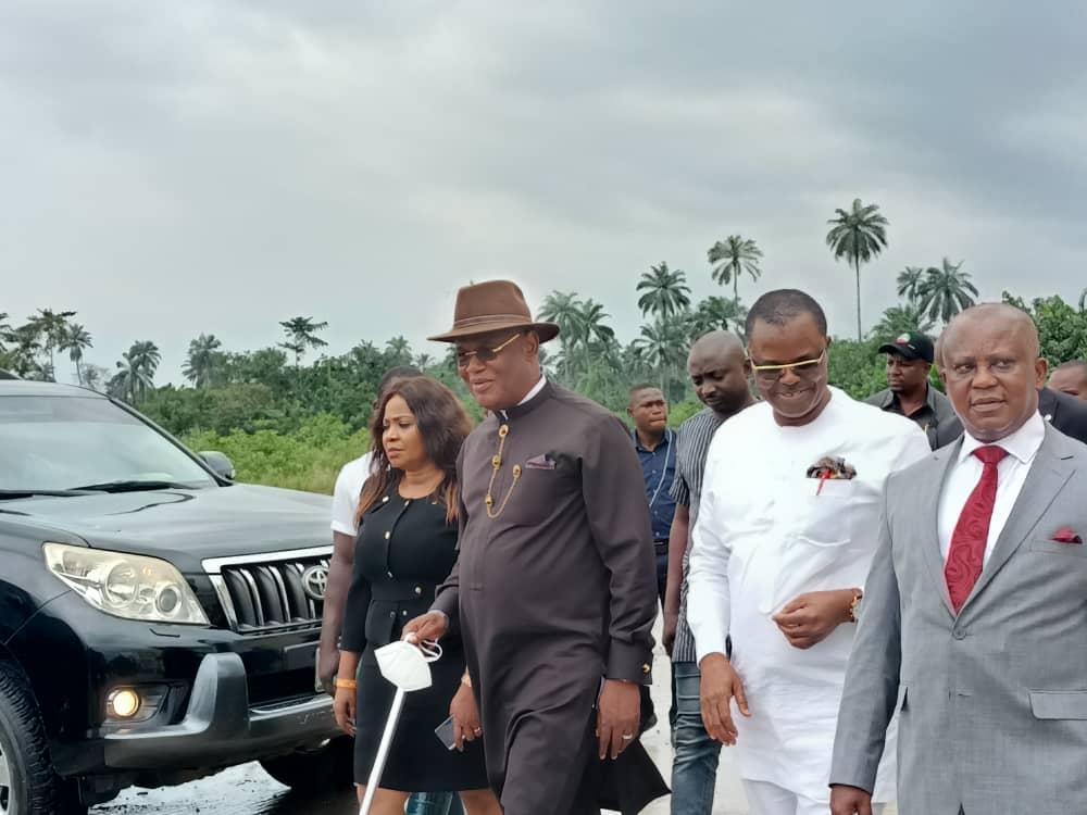 Chief of Staff to the Governor (CoS), Akparawa Ephraim Inyangeyen
