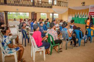 DWEMP KICKS OFF SKILLS DEVELOPMENT TRAINING IN ORON FEDERAL CONSTITUENCY
